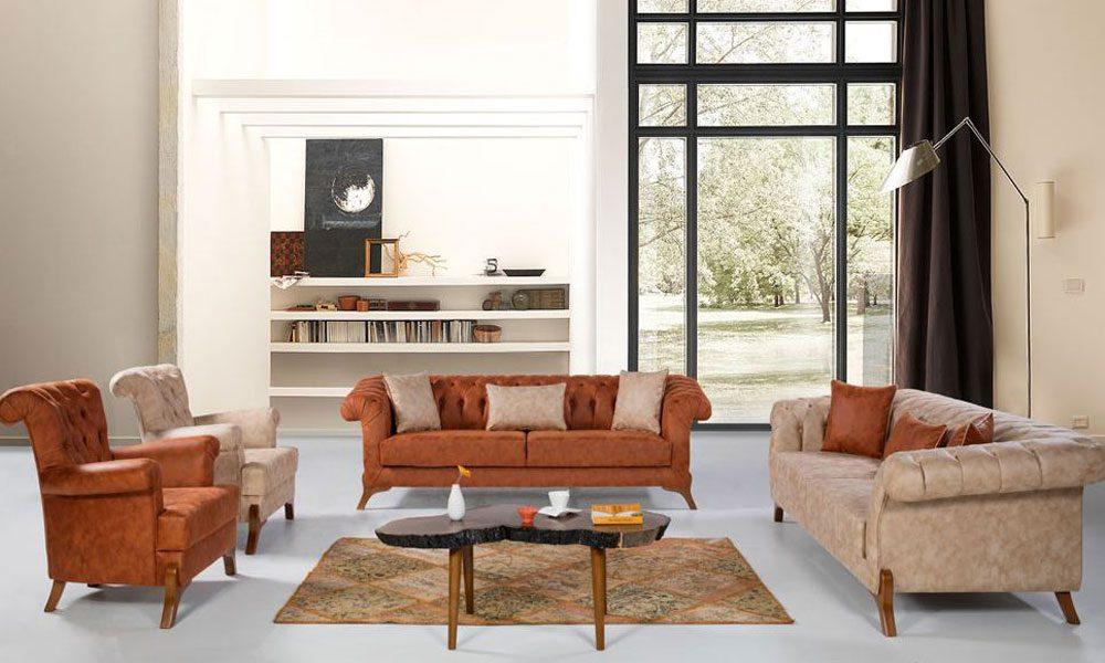 en modern ve şık oturma odası kombinleri4