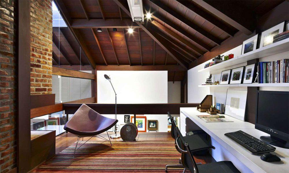 minimalist çalışma odası modeli4