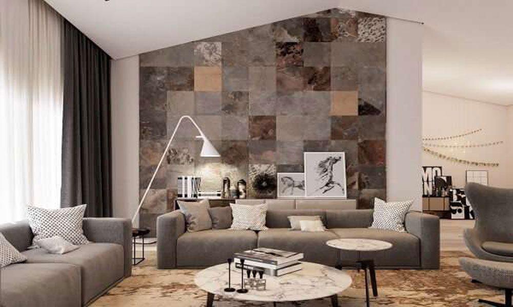 taş desenli duvar kağıdı modeli2