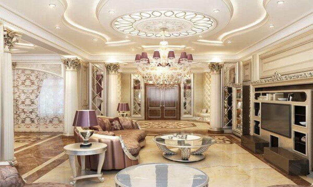 tavan dekorasyon modeli1