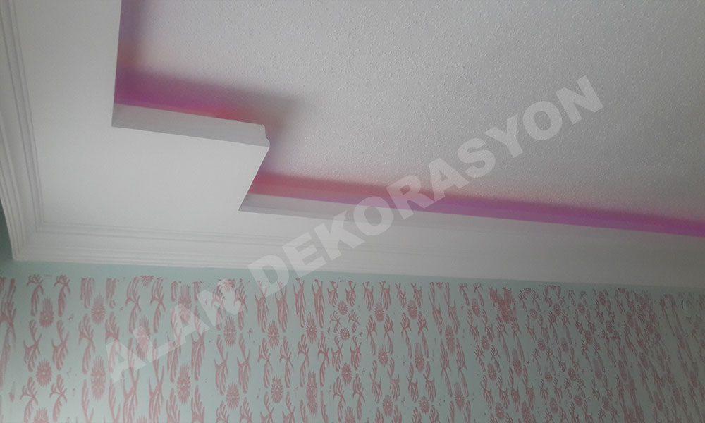 Led ışıklı asma tavan 9