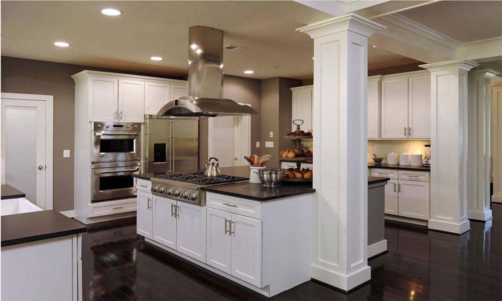 ahşap mutfak dekorasyon örneği13