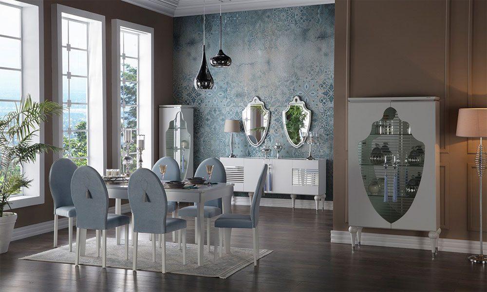 yemek odası dekorasyon örneği10