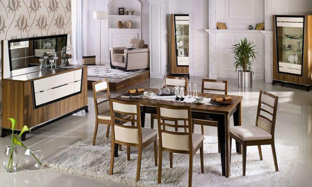 yemek odası dekorasyon örneği12
