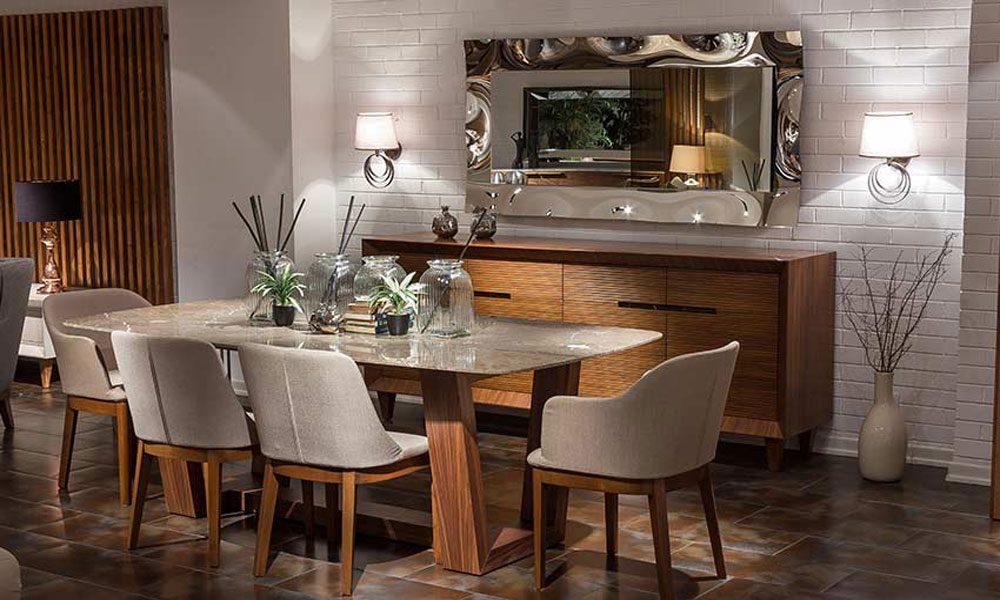 yemek odası dekorasyon örneği16
