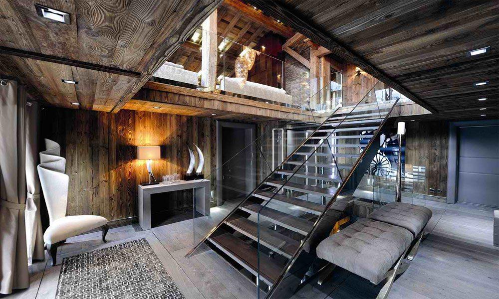 dağ evi dekorasyon örneği5