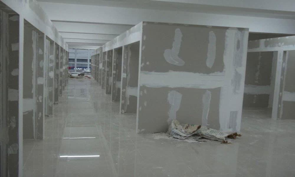 Bölme duvar asma tavan işimiz 3