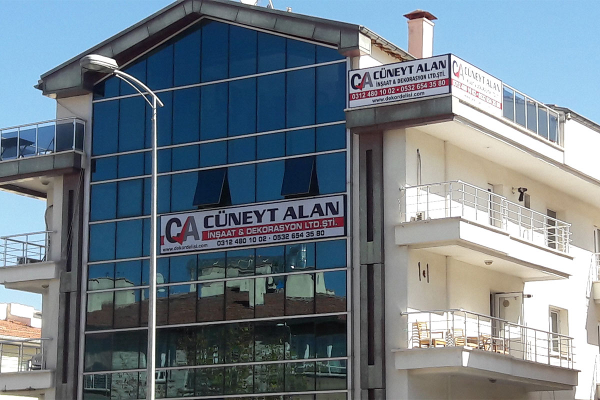 Cüneyt Alan İnşaat Ltd Şti