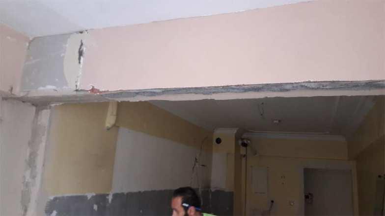 Mutfağımızın eski hali