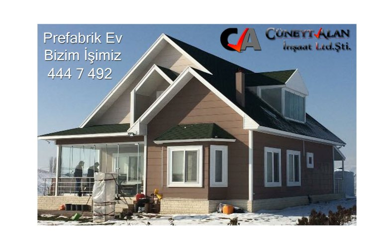 Prefabrik ev fiyatları ve modelleri 0