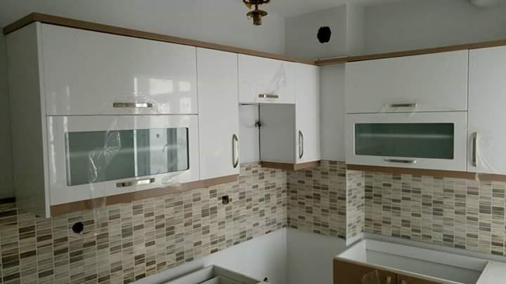 İlker Memduh beyin dairesi mutfak dolabı