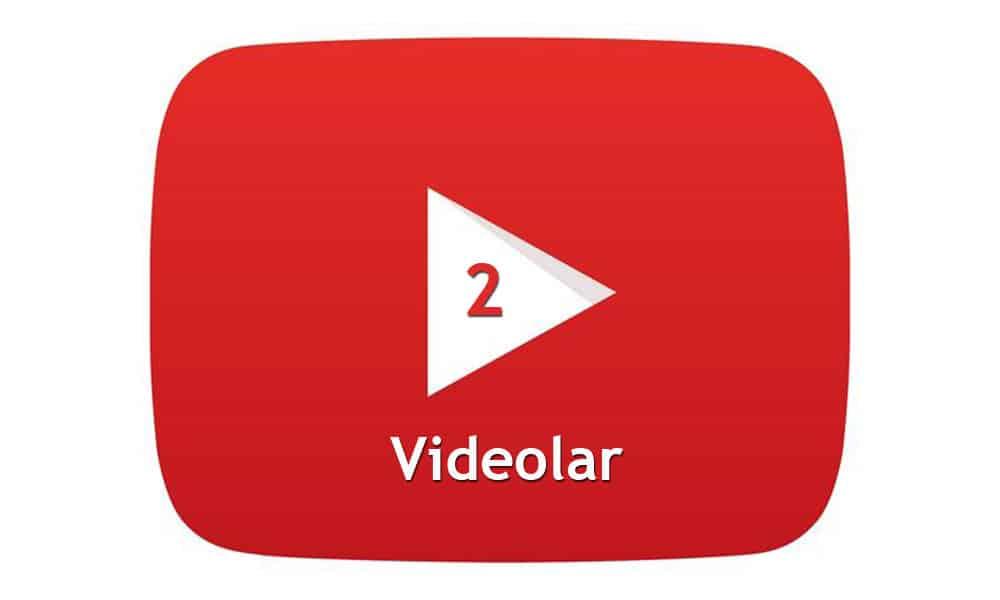 Tadilat Videolarımız