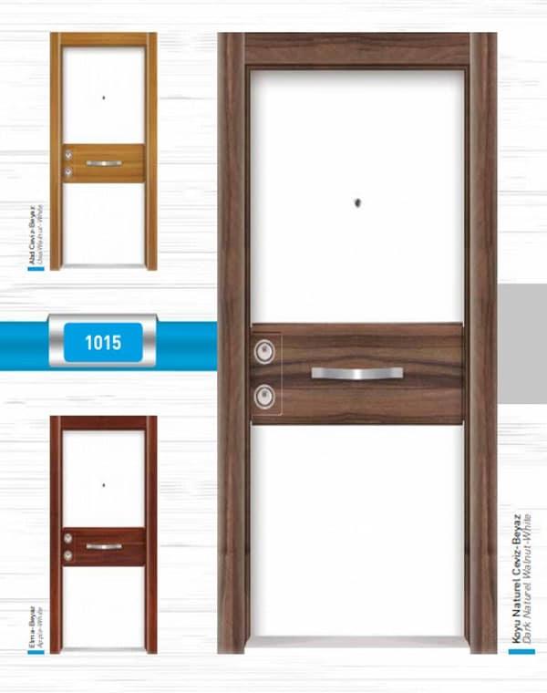 Çelik kapı modeli 16