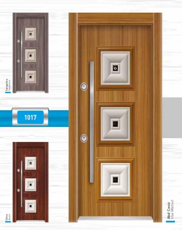 Çelik kapı modeli 18
