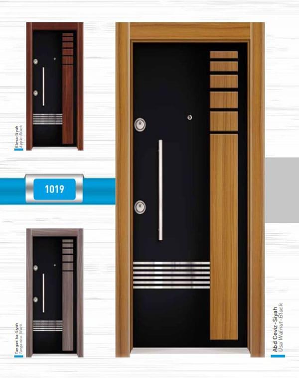 Çelik kapı modeli 20
