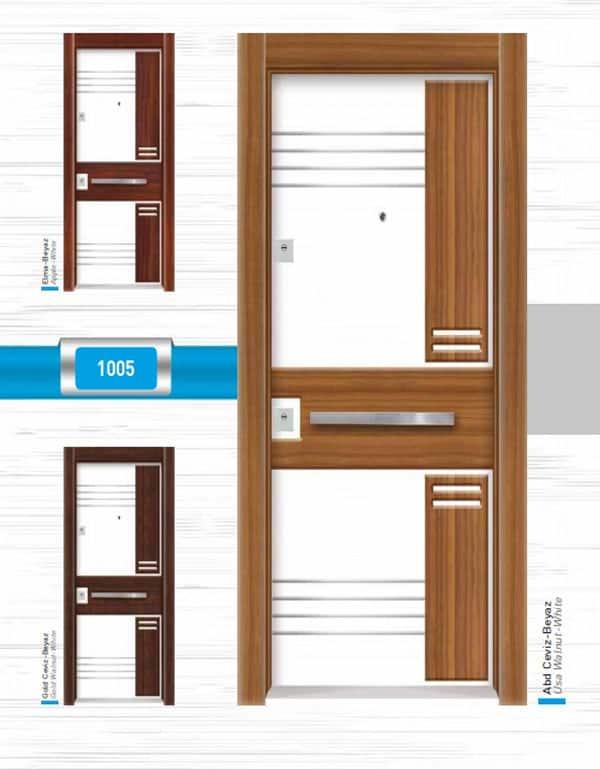 Çelik kapı modeli 5