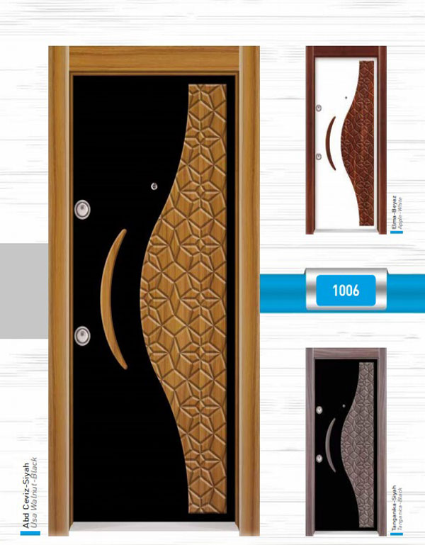 Çelik kapı modeli 7