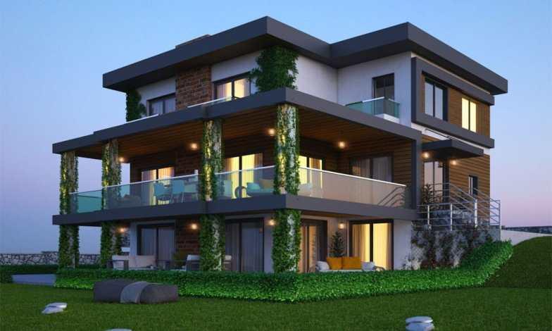 Tripleks Villa Modeli 4