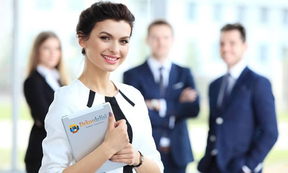 İşvereni korumak dekordelisi