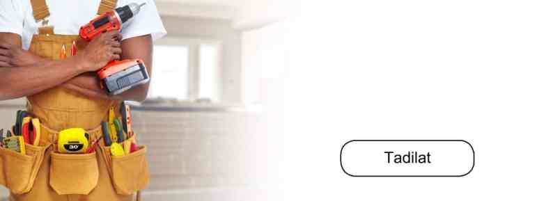 Anahtar teslim komple ev tadilat ve dekorasyonları için Dekordelisi.