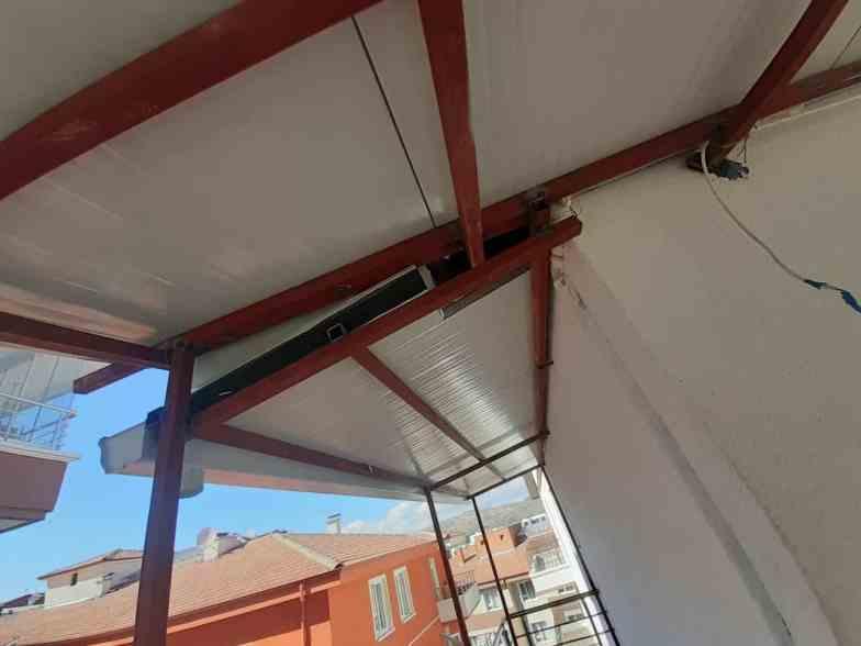 25 m2 terası 2 günde bitirdik6