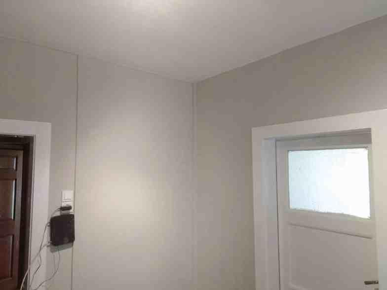 Dökük bir daireyi boyamak8