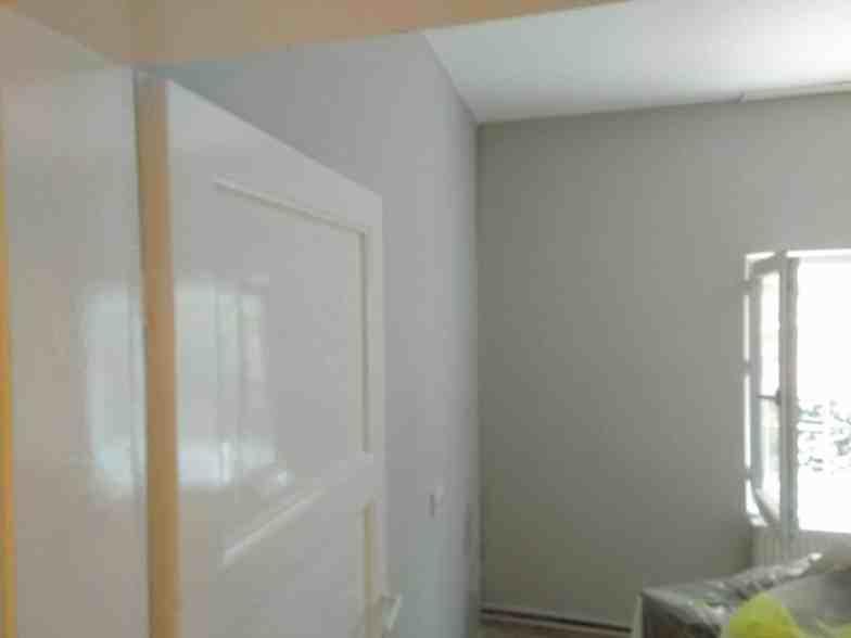 Dökük bir daireyi boyamak6