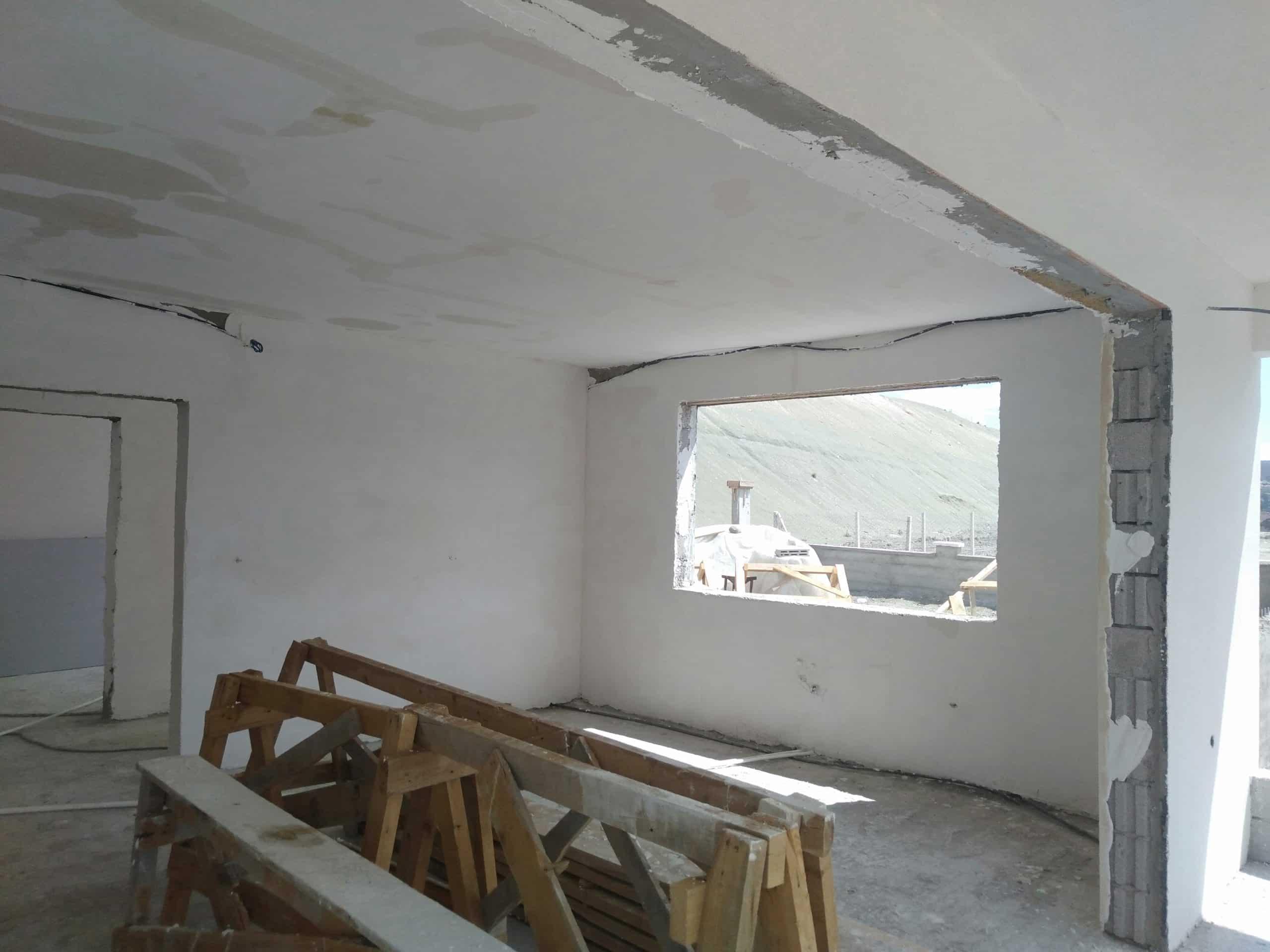 Temelden çatıya betonarme ev yaptırmak16