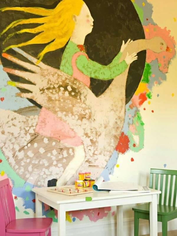 iç-duvar resimleri