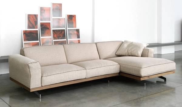 Küçük köşe kanepe - şık bir kanepenin fotoğrafı