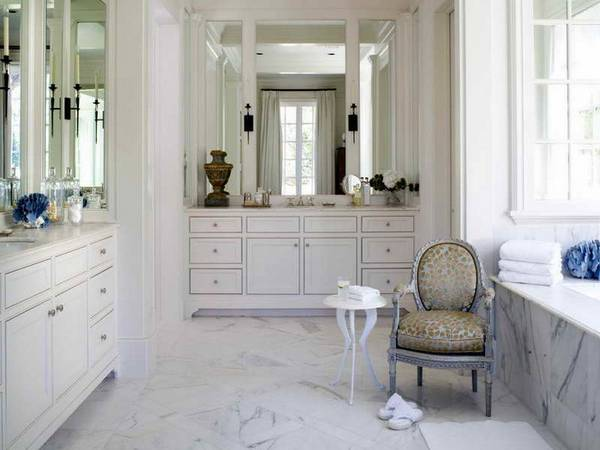 klasik tarz fotoğrafta banyoların iç mekanları, fotoğraf 12