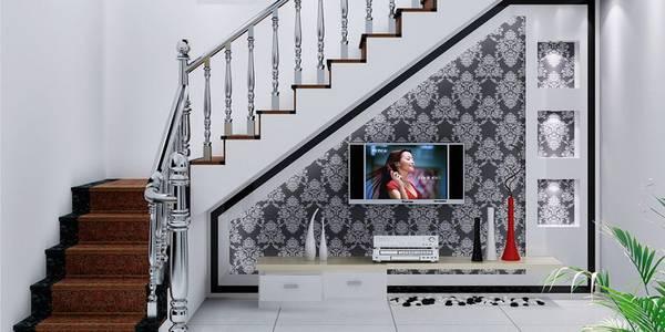merdiven altında gardırop fotoğraf fikirleri, fotoğraf 12