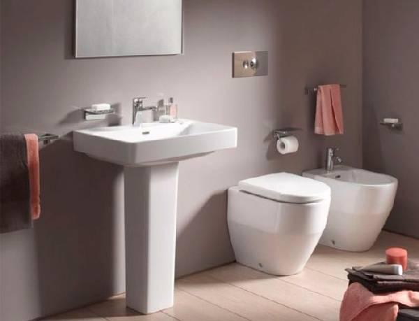 Duvara asılı çerçevesiz tuvalet, fotoğraf 3