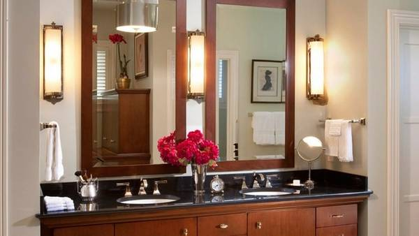 klasik tarzda banyo aplikleri, fotoğraf 27