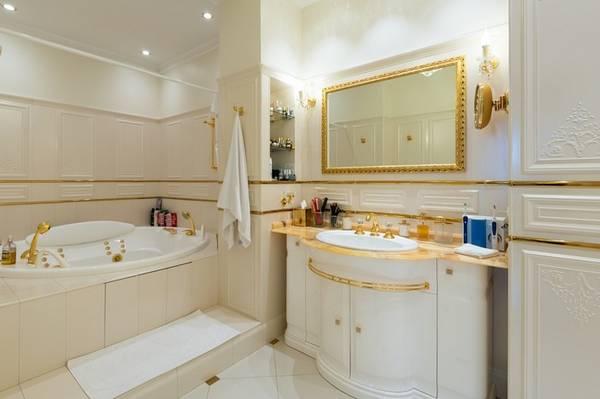 klasik tarzda banyo fotoğraf, fotoğraf 8