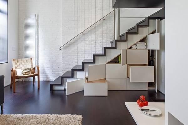 merdivenlerin altında çekmece gardırop, fotoğraf 6