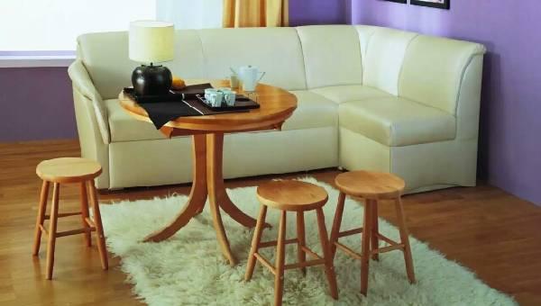 uyku yeri ile mutfak mobilyası, fotoğraf
