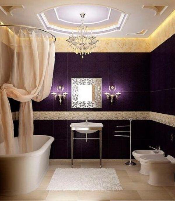 Klasik tarz fotoğrafta banyo