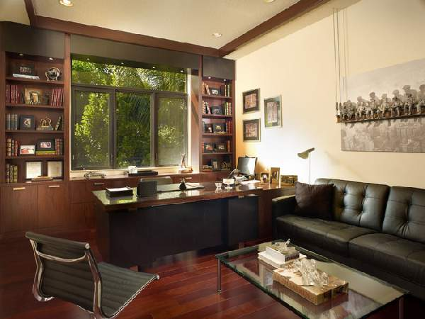 modern tarzda ofis içi, fotoğraf 22