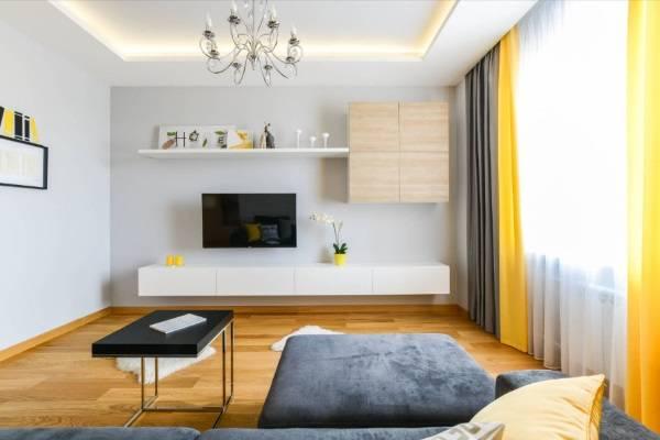 oturma odasında modern duvar dolapları, fotoğraf 42