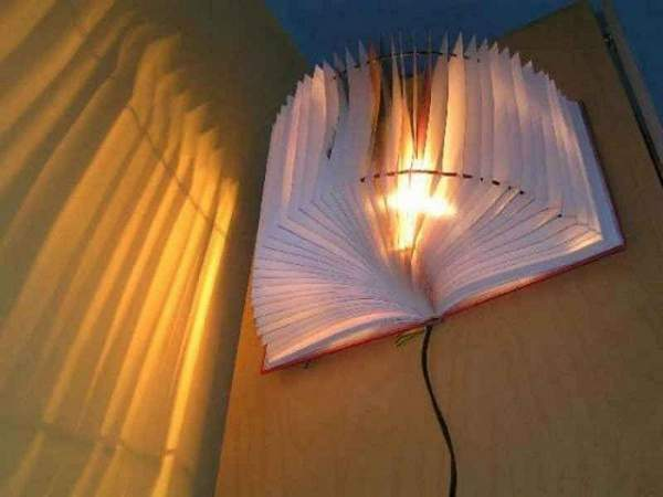 Lampadari a soffitto fai da te: idee originali e master class in