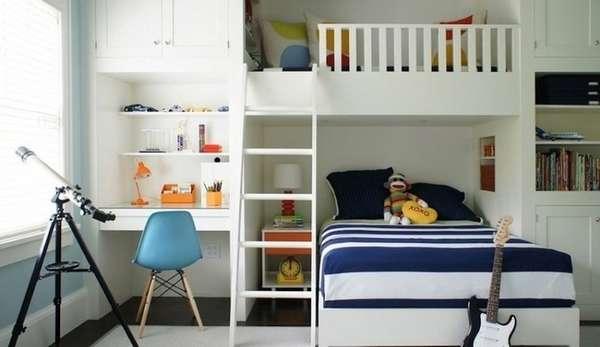 erkekler için bir çocuk odası iç fotoğrafı, fotoğraf 13