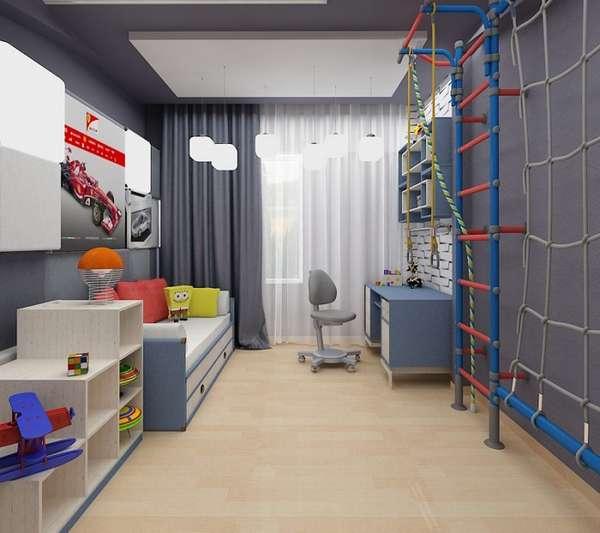 bir erkek çocuk odasının içi, fotoğraf 8
