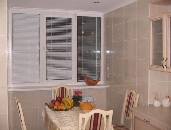 mutfak için yatay panjur, fotoğraf 30