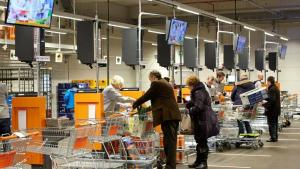 Colruyt geeft iedere klant met Vlaamse vlag 13,02 euro korting