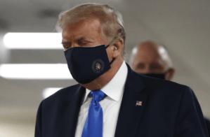 Naast Trump nu ook Coronavirus dat hem besmette genomineerd voor Nobelprijs voor de vrede