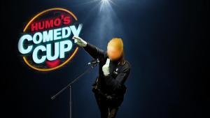 Politieagente die hitlergroet bracht wint Humo's Comedy Cup