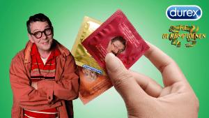 Durex presenteert F.C. de Kampioenen condooms