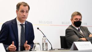 """Regering-De Croo verlengt 2020 met 2 maanden: """"Nu overschakelen naar 2021 zou onverstandig zijn"""""""