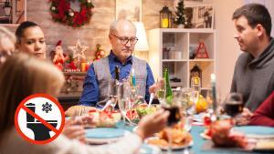 Nieuwe versoepelingen: Kerstmis vieren mag met de hele familie, maar niemand mag naar de wc